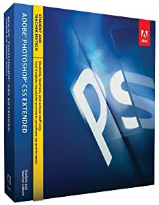 Adobe Photoshop Extended CS5 Student and Teacher Edition