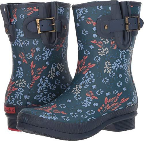 Chooka Women's Jessa Rain Boot Teal 6 M US M