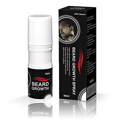 Beard Growth Spray%C2%AE Natural Formula product image