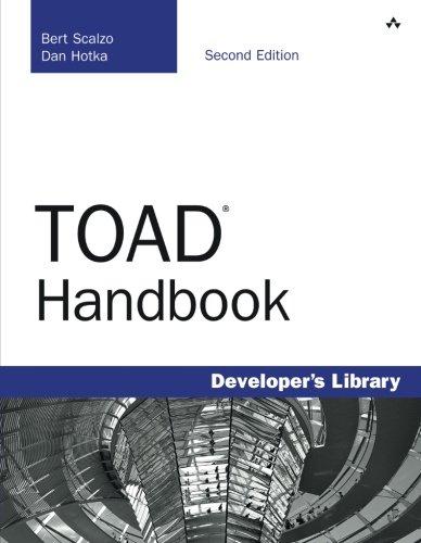 TOAD Handbook (2nd Edition)