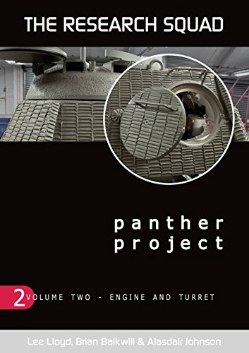 Panther Project. Volume 2: Engine and Turret