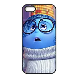Inside Out iPhone 4 4s Cell Phone Case Black O1670510