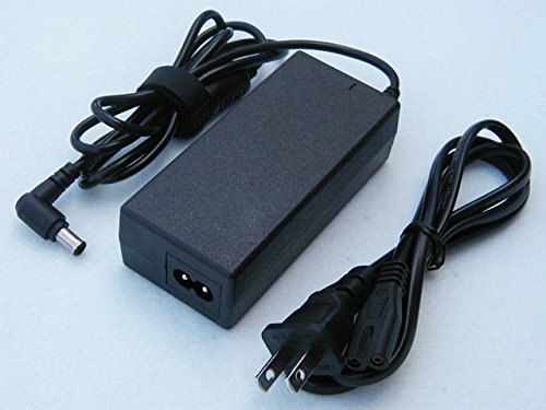 Brand New AC Adapter Power Supply and Power Cord for Samsung SyncMaster P2370 23'' LCD Monitor [ Merchant & Seller: Micro_Power_Source ( MPS )] by MPS (Image #1)