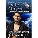 Badger (SEALs of Steel Series Book 1)