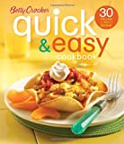 Betty Crocker Quick & Easy Cookbook (Second Edition): 30 Minutes or Less to Dinner (Betty Crocker Cooking)