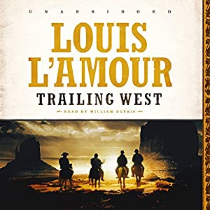 Trailing West Audiobook