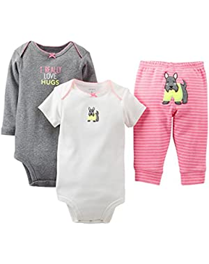 Baby Girls' 3 Piece