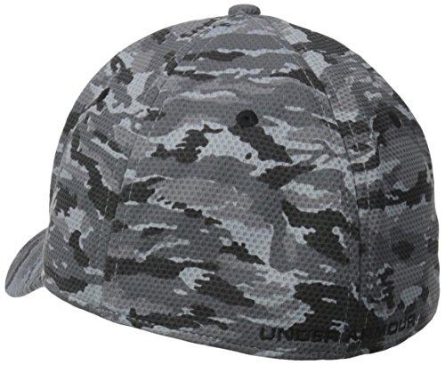4cf7c217d29 Under Armour Men s Printed Blitzing Stretch Fit Cap