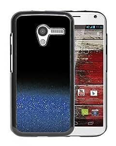 Blue Pearls Durable High Quality Motorola Moto X Phone Case