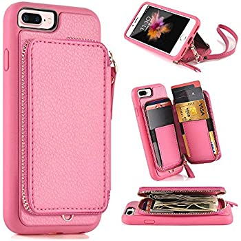 Amazon.com: ZVE Case for Apple iPhone 8 Plus and iPhone 7