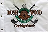CaddyShack Embroidered Bushwood Country Club Pin Flag