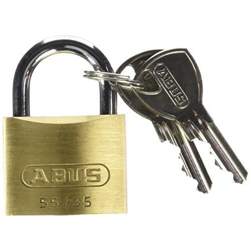 ABUS 02856 55/35 Cadenas en Laiton 40 mm