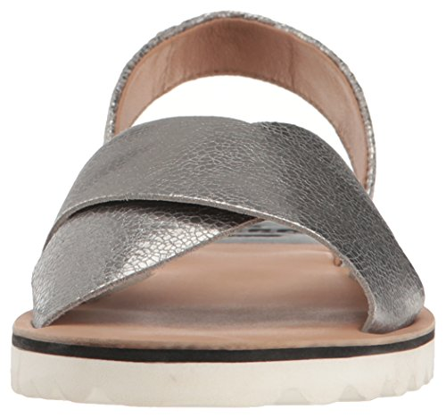 Sebago Sidney Metallic Slingback Women's Dress Leather Sandal 8rxq8wR