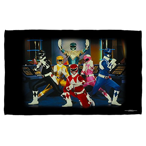 "Power Rangers Stance Beach Towel (30""x 60"")"