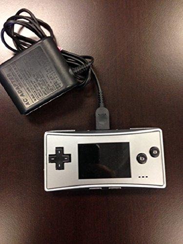 Game Boy Advance Micro Silver