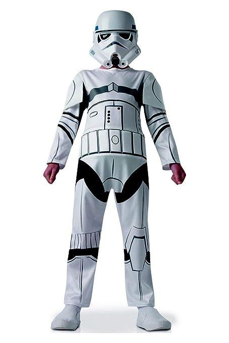Disfraz Stormtrooper de Star Wars para Niño en varias tallas