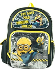 Backpack - Despicable Me - Minion Jerry Stewart 16 New 099163
