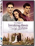 The Twilight Saga: Breaking Dawn - Part 1 (Extended Edition) / La saga Twilight : Révélation - Partie 1 (version longue) (Bilingual)