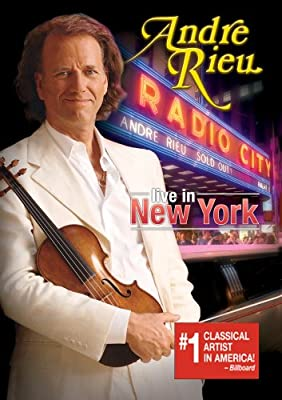 Andre Rieu: Radio City Hall Live in New York from Denon Records