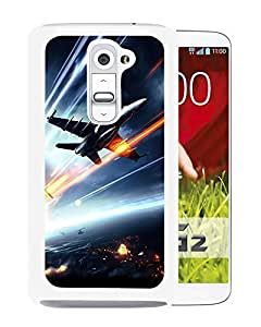 LG G2 case, Battlefield Airplane Attack Sky Clouds (2) LG G2 phone case