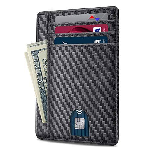 Minimalist Blocking Pocket Leather Wallets
