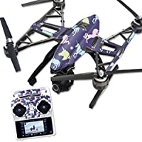 Skin For Yuneec Q500 & Q500+ Drone – Unicorn Dream | MightySkins Protective, Durable, and Unique Vinyl Decal wrap cover | Easy To Apply, Remove, and Change Styles | Made in the USA