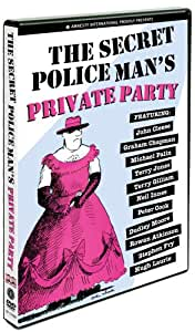 The Secret Policeman's Private Party