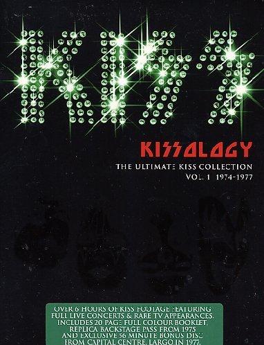 Kissology Vol.1 1974-1977 [DVD] [2009]: Amazon.es ...