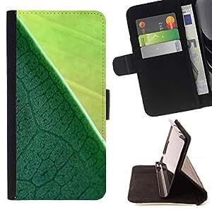 For LG G4 Case , Planta Naturaleza Forrest Flor 9- la tarjeta de Crédito Slots PU Funda de cuero Monedero caso cubierta de piel