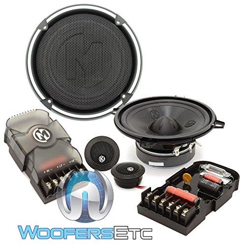 Memphis Car Audio 15-PRX5C 5-1/4 Power Reference Component S