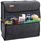 GADLANE Large Dark Grey Carpet Car Anti Slip Boot Storage Solution Interior Bag Organiser Tools Breakdown Travel Tidy