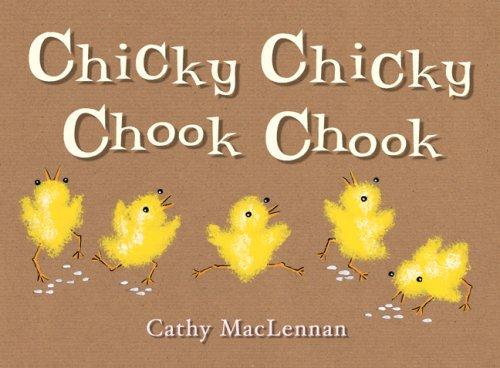 Chicky Chicky Chook Chook by Brand: Boxer Books