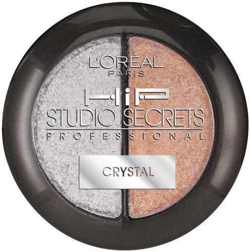 L'oreal Hip Studio Secrets Professional Crystal Shadow Duo,