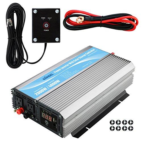 Solar 120V Outlet - 8