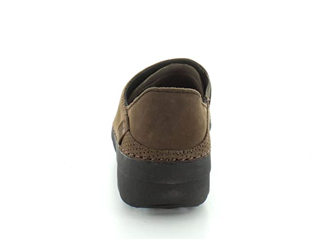 841e3f46cf5 FitFlop Superloafer Chocolate Brown Nubuck UK3 Chocolate  Amazon.co.uk   Shoes   Bags