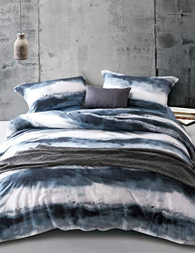 Top 10 best duvet cover king blue and gold 2020