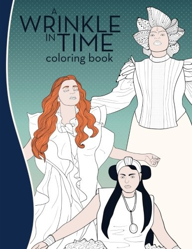 Download A Wrinkle in Time Coloring Book: Disney A Wrinkle in Time Coloring Book for Kids and Adults ebook