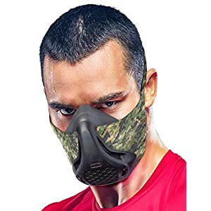 Sparthos Workout Mask – High Altitude Elevation Simulation – for Gym, Cardio, Fitness, Running, Endurance and HIIT…