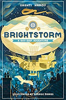 Brightstorm by Vashti Hardy science fiction and fantasy book and audiobook reviews
