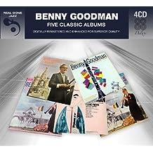5 Classic Albums - Benny Goodman