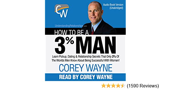 how to be a 3 percent man audiobook free download