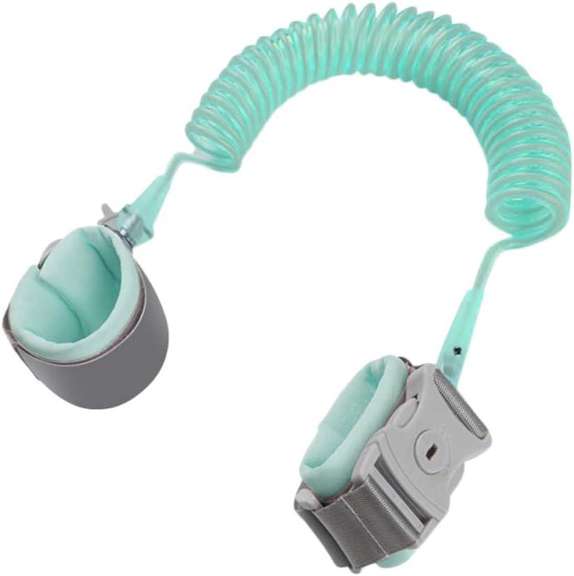 arn/és y correas para caminar verde verde Talla:150 pulsera de seguridad para ni/ños Leikance Mu/ñequera antip/érdida