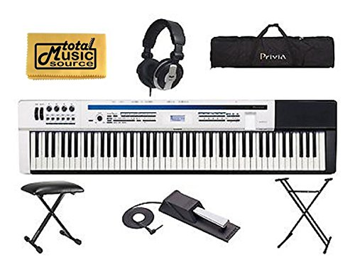 Casio Digital Keyboard Complete Bundle