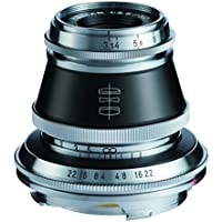 VoigtLander Voigtländer single focal lens HELIAR Vintage Line 50mm f / 3.5 VM VM mount compatible Black 130449