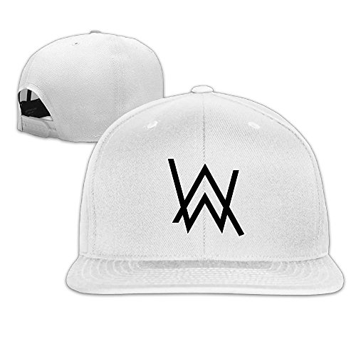 ec2562164 ShiQingJingHu Alan Walker Logo Adjustable Snapback Cap Baseball Hats ...
