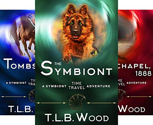 - The Symbiont Time Travel Adventures Series
