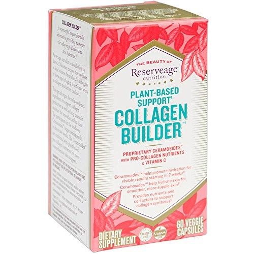 Reserveage Collagen Builder vegetarian capsules
