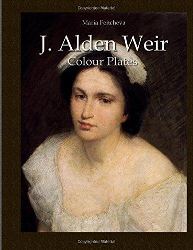 Weir Plate (J. Alden Weir: Colour Plates)