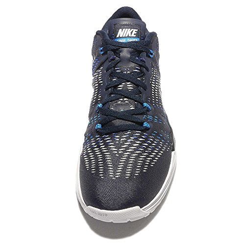 NIKE Men's Lunar Caldra Running Shoe Obsidian/Racer Blue/Photo Blue/White ebay bNlkPB