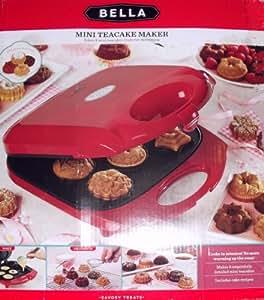 Bella Mini Teacake Maker